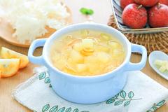 常给宝宝喝这类汤,开胃清肠,再也不用担心积食便秘了!