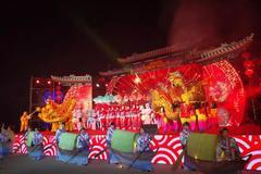 """莲都喊你红红火火过大年!哪种""""中国味""""的春节是你的温暖回忆?"""