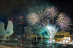 国内年味一年淡过一年,新加坡越来越浓,网友:怀念小时候的年味