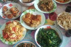 在婆家过年,我当掌勺做主厨,努力凑够12个菜