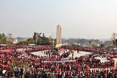 这个才是云南最隆重的少数民族节日,泼水节火把节都OUT了