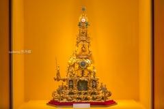 清代皇帝痴迷西洋科技,一代比一代强,不遗余力收藏奇钟异表