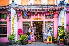 普吉的南锣鼓巷,比澳门恋爱巷更浪漫,更具异国文艺生活气息