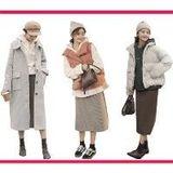 你穿卫衣+外套的样子,真的时髦炸了!!