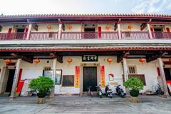 广东揭阳隐藏一座奇宅,历经三百年铁钉仍打不进,原因令人意外!