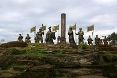 芙蓉镇这根5000斤铜柱,土家人视为神物,藏有土司王朝的神秘历史