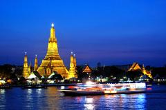 泰国的寺庙为数众多,这最著名的十个是游客必去的地方