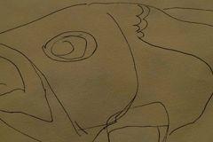 绘画:大鱼