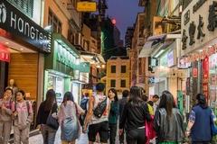 洋气的中国历史名城,非节假日也人山人海,广东香港游客最多!