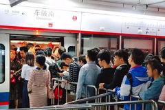 广州最让人崩溃的12个地铁站!第一名竟然是?