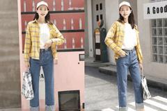 2019年最潮的4条牛仔裤,美的人都已经穿上了!