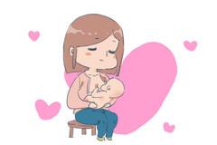 哺乳期喂奶嫌累?学会这个方法,让你哺乳时不再腰酸背痛