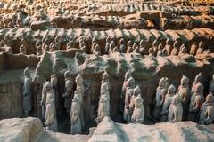四十多年前,西安农民无意发现兵马俑,揭开地下军团的神秘面纱!