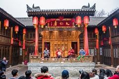 西安回民街内藏传奇大院,一度濒临消失的非遗文化受到游客追捧!
