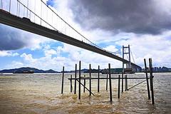 """中国""""非常拥堵""""的大桥之一,节假日更是寸步难行,耗资达30亿"""