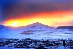 中国冬季最反差的旅行,南方人北上北方人南下,你羡慕我我羡慕你