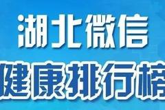 【第56期】健康常伴身边,趣味点亮生活  湖北省健康类微信影响力排行榜