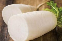 白萝卜和它炖着吃,排出体内垃圾毒素,早吃早健康!