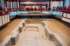 杨贵妃一千多年前沐浴的地方,今成西安热门景点,游客络绎不绝!
