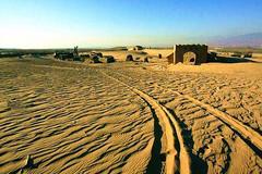 浓缩了整个中国地形的地方,拥有沙漠高原,知道是哪里吗?