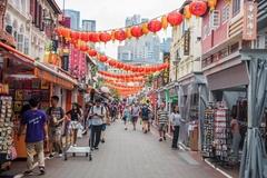 新加坡这个旅游胜地花里胡哨,早期南下华人多聚居于此!
