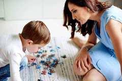 日常带娃打发时间的利器分享:这些玩具越玩越聪明