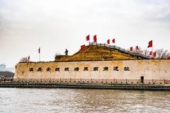西安有个新晋网红景点,内藏两千多年前的长安城墙遗址!