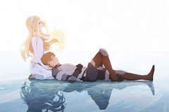 催泪动漫电影《朝花夕誓》——永生女孩与人类少年的爱与别离