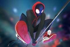 六位蜘蛛侠穿越时空,一举荣获奥斯卡最佳动画电影