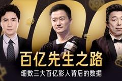 别再问吴京、沈腾和黄渤谁是第一票房王,这个无脑问题需要讨论吗