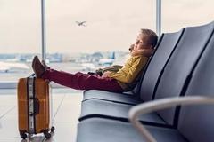 """攻略   机场""""隐藏""""的睡觉好地方"""