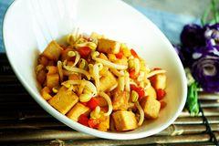 有魔性的炒素菜,比肉馋人还营养,醇香诱人,米饭都能多吃两碗