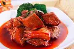 爷爷分享红烧菜制作的方法, 从此再也没有出去吃过, 特别美味!