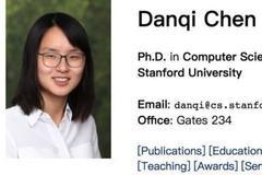 """她是清华""""天才少女"""",毕业于姚班,被斯坦福导师誉为""""先驱"""""""