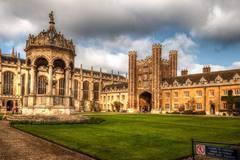 你的高考成绩升级了!英国剑桥大学正式接受中国高考成绩!