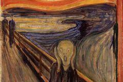 8幅画告诉你,大艺术家总得有点病!