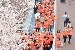 5000人!11公里!杭州最美跑道开年最大徒步活动来啦!