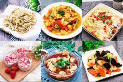 不用发愁周末吃什么,20道家常菜谱,让你分分钟成大厨!