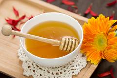 每天喝杯蜂蜜水  不仅防病养生  还能美容养颜