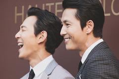 """两位韩国顶级男神竟被称为""""夫妇""""  22年一起下厨一起旅行的神仙CP"""
