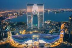 """中国的""""世界第一门"""",更是世界看向中国的新大门"""