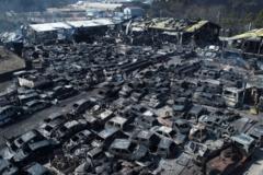 韩国一天内发生5场大火,韩媒描述火情是阿修罗场