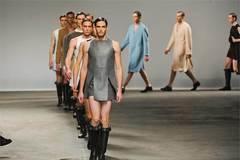 无性别时尚崛起,男生穿裙装风潮会持续盛行时尚圈吗?