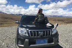 请问7月一个人川藏线拼车普拉多10天大约需要多少费用?