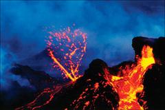 现实版的冰火岛:每年受到火山冰雪威胁,普通人在野外撑不住7天