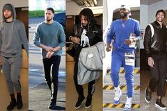 赛场也是秀场 NBA球星的入场照不仅帅气还很潮