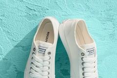 不怕水的英伦小白鞋?!防雨、防污,100年不过时!