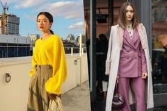 2019 年的流行色对亚洲人不友善?这样穿即可时髦又衬肤色!