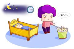 宝宝夜里睡着到底要不要换纸尿裤?现在终于有答案了!