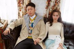 沈梦辰杜海涛的情侣装,穿得低调也很甜,造型这么般配绝对是真爱
